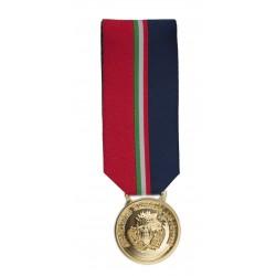 Medaglia ANC Fedeltà Oro
