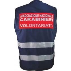 Gillet Blu Volontariato ANC