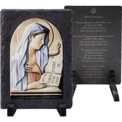 Virgo Fidelis su Pietra