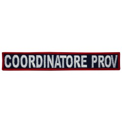 Distintivo Coordinatore Provinciale