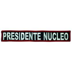 Distintivo Presidente Nucleo