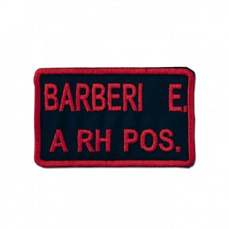 Etichetta Personalizzata ANC
