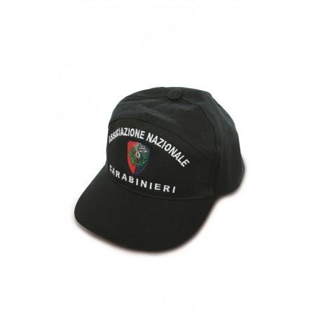 Cappello Blu con Visiera ANC