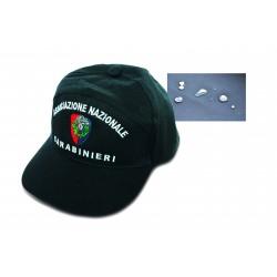 Cappello Blu Tessuto Tecnico ANC