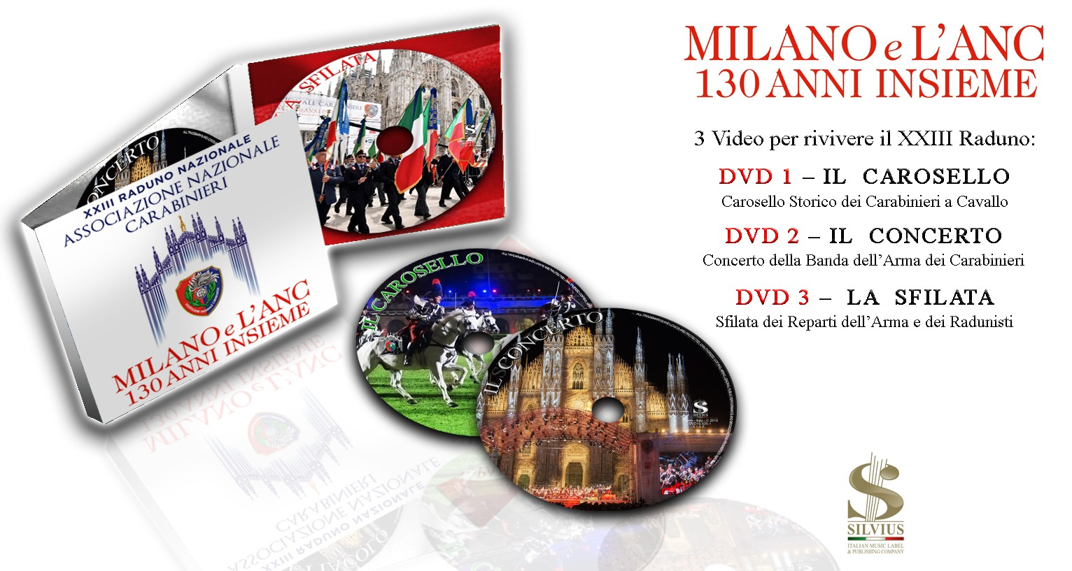 DVD XXIII Raduno Nazionale ANC