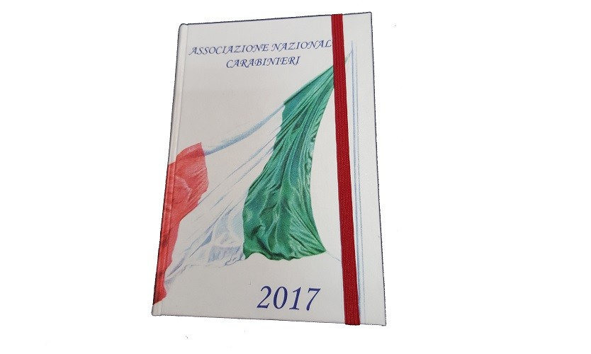 Agenda Tascabile ANC 2017