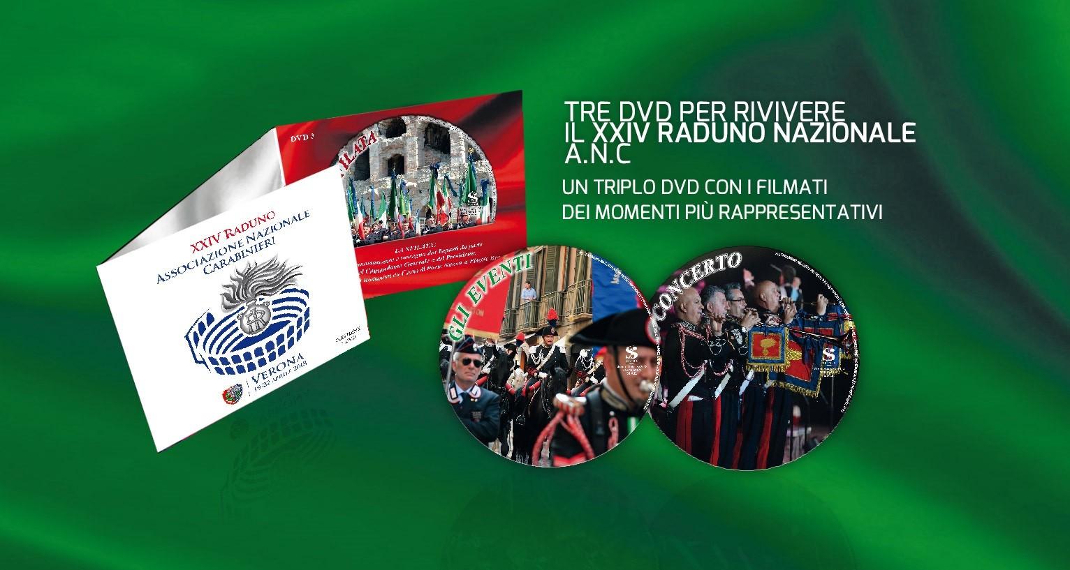 DVD XXIV Raduno Nazionale ANC